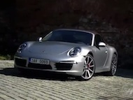 Video test Porsche 911 Carrera S Cabrio