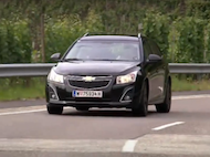 Video test Chevrolet Cruze CW