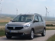 Video test Dacia Lodgy 1.5 dCi