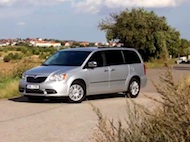Video test Lancia Voyager 2.8 CRD