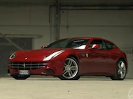 Video test Ferrari FF
