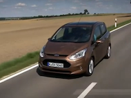 Test Ford B-Max 1,0 EcoBoost
