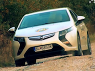 Video test Opel Ampera