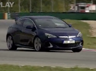 Video test Opel Astra OPC