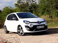 Test Renault Twingo RS
