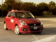 Test Suzuki Swift Sport II