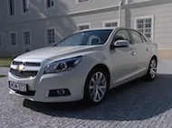 Video test CHEVROLET Malibu 2,0 D