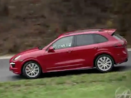 Video test Porsche Cayenne GTS