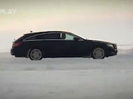 Test Mercedes Benz CLS 350 CDI Shooting Brake