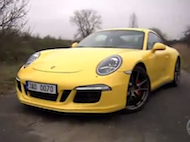 Video test Porsche 911 Carera 4S