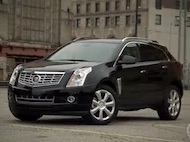 Video test Cadillac SRX 3.6 V6 Sport Luxury