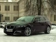 Video test Jaguar XF Sportbrake 2.2 i4 D