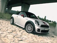 Test Mini Roadster John Cooper Works