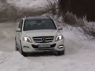 Test Mercedes Benz GLK 220 CDI