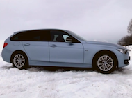 Video test BMW 320d Touring