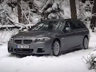 Test BMW 525d xDrive Touring