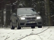 Test BMW X3 xDrive35d