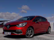 Test Renault Clio RS 2013