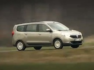 Video test Dacia Lodgy 1,2 TCe