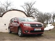 Video test Dacia Sandero 0.9 TCe