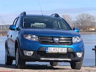 Video test Dacia Sandero Stepway 1.5 dCi