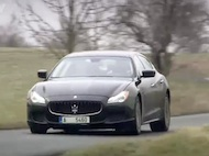 Video test Maserati Quattroporte GTS