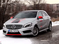Test Mercedes-Benz A250