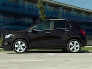 Video test Chevrolet Trax 1,4