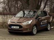Test Ford B-Max 1,6 Ti-VCT