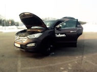 Video test Hyundai SantaFe 2,2 CDRi