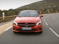 Video test Mercedes Benz CLA 250