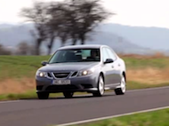 Video test Saab 9-3 1.8T BSR