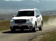 Test Subaru Forester 2.0D