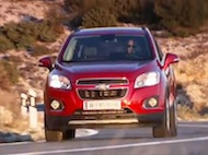 Video test Chevrolet Trax