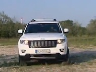 Video test Jeep Grand Cherokee 3,0 CRD