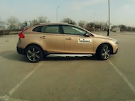 Video test Volvo V40 T5 CrossCountry AWD
