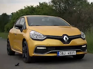 Video test Renault Clio R.S.