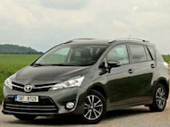 Video test Toyota Verso 1.8 Valvematic