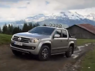 Test VW Cross Caddy & VW Amarok Canyon