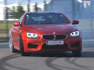 Video test BMW M6