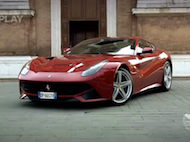 Video test Ferrari F12berlinetta