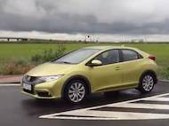 Test Honda Civic 1.6 i-Dtec