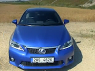Video test Lexus CT200h