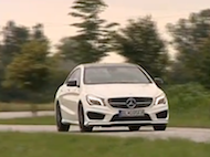 Video test Mercedes CLA 220 CDI