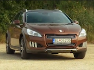 Video test Peugeot 508 RXH
