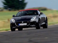 Test Jaguar F TYPE-S 3,0 V6