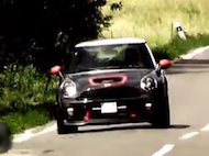 Video test MINI II John Cooper Works GP