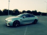 Video test BMW M6 Gran Coupé