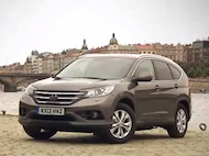 Video test Honda CRV 1,6 i-DTEC