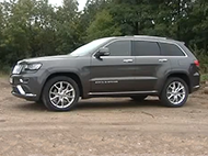 Test Jeep Grand Cherokee